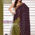 Sari & Sarees Viscose Fancy Embroidered Sarees With Unstitched Blouse - RTN 44 N