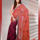 Sari & Sarees Jaipuri Fancy Embroidered Sarees With Unstitched Blouse - RTN 48 N