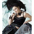 Bollywood Indian Designer Embroidered  Partwear Sarees Sari - HF 1010 A