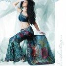 Bollywood Indian Designer Embroidered  Partwear Sarees Sari - HF 1008A