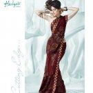Bollywood Indian Designer Embroidered  Partwear Sarees Sari - HF 1007A