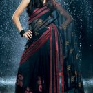 Bollywood Net Bridal Embroidered Sarees Sari With Blouse - X 507