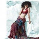 Bollywood Indian Designer Embroidered  Partwear Sarees Sari - HF 1008B