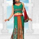 Bollywood Designer Sari Wedding Embroidered Saree - Ls Mouli