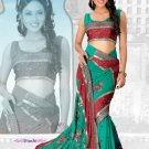 Bollywood Designer Sari Wedding Embroidered Saree - Ls Shashi_a