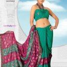 Bollywood Designer Sari Wedding Embroidered Saree - Ls Ruby