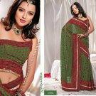 Bollywood Saree Designer Indian Party WEar Sari - X2453