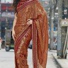 Bollywood Saree Designer Indian Party WEar Sari - X2471