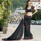 Bollywood Saree Designer Indian Party WEar Sari - X2474