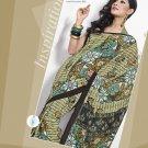 Indian Bollywood Designer Printed Saree Sari - 13007B
