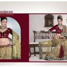 Indian Bollywood Designer Heavy Embroidery Saree Sari - TS10015