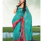 Indian Bollywood Designer Exclusive Printed saree sari - Nt116-a