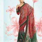 Indian Bollywood Designer Exclusive Fancy Partywear Saree Sari - DZ 1194