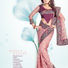Indian Bollywood Designer Exclusive Fancy Partywear Saree Sari - DZ 1208