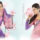 Indian Bollywood Designer Exclusive Fancy Partywear Saree Sari - DZ 1206