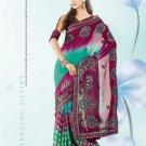 Indian Bollywood Designer Exclusive Fancy Partywear Saree Sari - DZ 1199