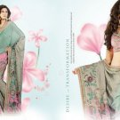 Indian Bollywood Designer Exclusive Fancy Partywear Saree Sari - DZ 1191