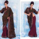 Bollywood Saree Designer Indian Party Wear Sari - X2495