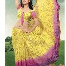 Indian Bollywood Designer Exclusive Printed saree sari - Nt116-b