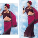 Bollywood Saree Designer Indian Party Wear Sari - X2497