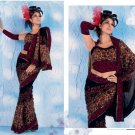 Bollywood Saree Designer Indian Party Wear Sari - X2490