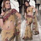 Indian Bollywood Designer Embroidery Saree Sari - 803