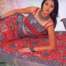 Indian Bollywood Designer Embroidered Saree Sari - X kusum9