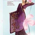 Indian Bollywood Designer Exclusive Fancy Partywear Saree Sari - DZ 1184