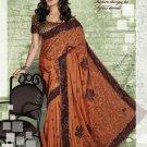 Indian Bollywood Designer Embroidery Saree Sari - RC1003