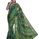 Indian Bollywood Designer Embroidered Saree Sari - X kasturi