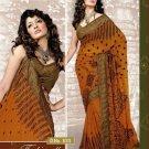 Indian Bollywood Designer Embroidery Saree Sari - RC1011