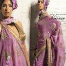 Saree Sari Indian Bollywood Designer Embroidered Fancy - X 519