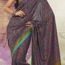 Saree Sari Indian Bollywood Designer Jacquard Fancy - x 7940a