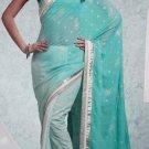 Party Wear Indian Look Sari Royal Look Traditional Sari Saree - X 420A