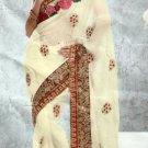 Party Wear Indian Look Sari Royal Look Traditional Sari Saree - X 404