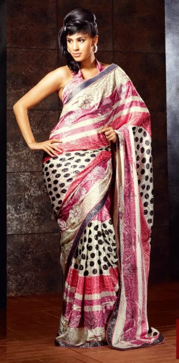 Indian Wedding Designer Saree Sari - X1923