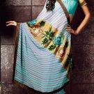 Indian Wedding Designer Saree Sari - X1916