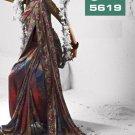 Indian Womens Clothing Saree Printed Saree Sari - X5619A
