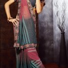 Indian Wedding Designer Saree Sari - X1941