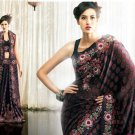 Embroidery Bridal Wedding Designer Saree Sari - X96