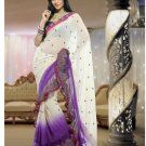 Indian Bollywood Designer Embroidered Bridal Wedding Sarees Sari - RS1358
