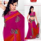 Saris Sarees Indian Bollywood Designer Bridal Wedding Embroidered - TS 20010