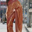 Indian Bollywood Designer Embroidered Saree Sari - X3004