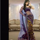 Indian Bollywood Designer Embroidered Bridal Wedding Sarees Sari - RS1379