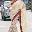 Indian Bollywood Designer Embroidered Saree Sari - X3015