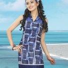 Indian Bollywood Cotton Partywear Kurti Kurta Tops - X 07