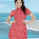 Indian Bollywood Cotton Partywear Kurti Kurta Tops - X 10 B