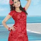 Indian Bollywood Cotton Partywear Kurti Kurta Tops - X 02 B