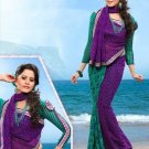 Partywear Faux Georgette Designer Exclusive Printed Saree With Blouse- NT 172a N