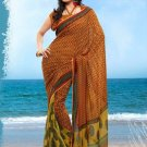 Partywear Faux Georgette Designer Exclusive Printed Saree With Blouse- NT 162b N